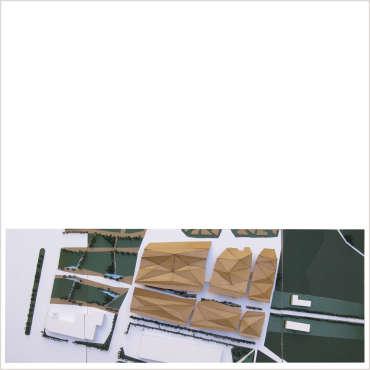 MODELLO URBANO – scala: 1:200