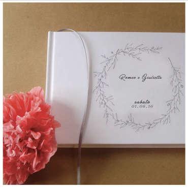 Delicacy Guestbook