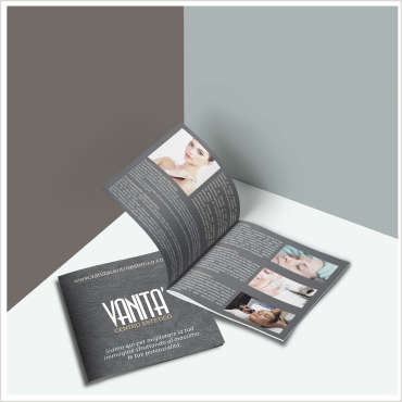 Brochure Centro Estetico Vanità – Siracusa