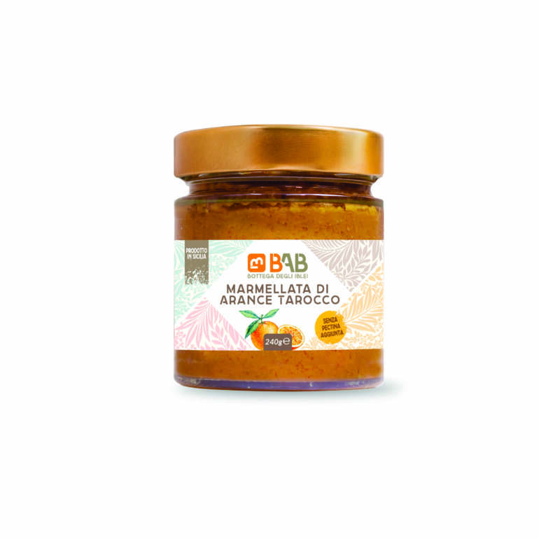 BAB – Marmellata di Arance Bio